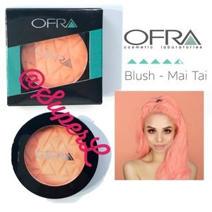 2/$30 Ofra Blush Mai Tai Tropical Orange Peach